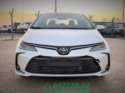 Toyota Corolla 2021 год 1.8 Объём двигателя