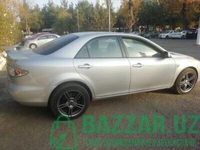 Mazda 6 GG 2004 год обмен на ШЕВРОЛЕТ-НИВА или УАЗ