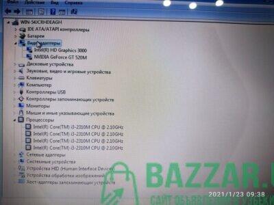 Noutbuk Acer Ssd 120 gb hdd 500 gb