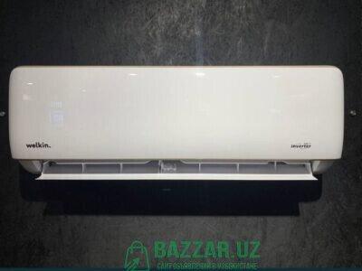 Кондиционер Welkin Novus — 12 Full DC Inverter: мо