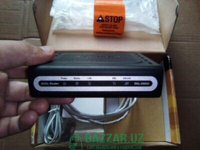 D-Link DSL-2500U ADSL модем сотилади