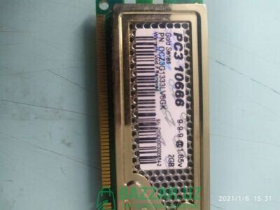 Ozu DDR3 ga 2 gb 1333