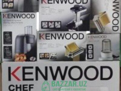 Kenwood shef комбайн