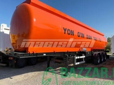 Полуприцеп цистерна бензовоз 45 000 л