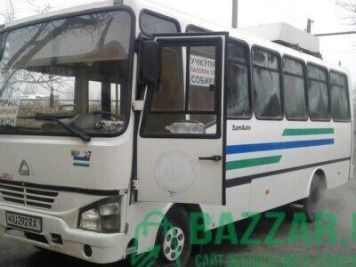 Исузу автобус 2014-йил