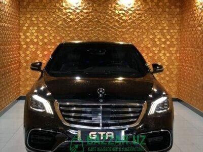 Продается Mercedes Benz w222