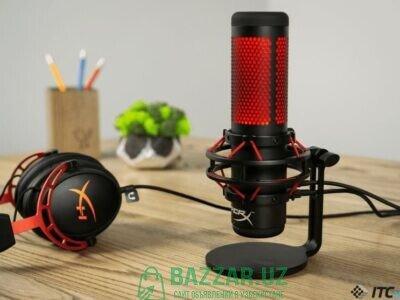 Продам микрофон для интернета Hyper X с доставкой