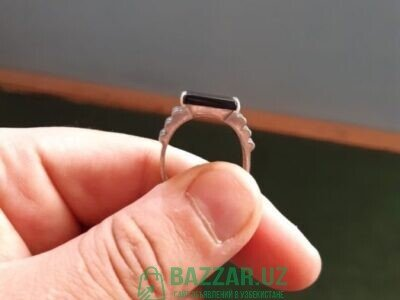 Кольцо. Серебро 925.