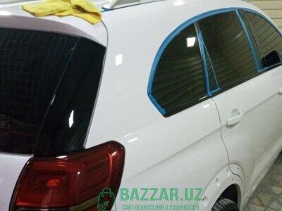 Керамика полировка авто покраска