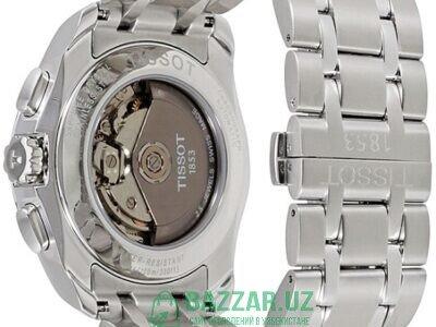 Новые Швейцарские часы фирмы Tissot