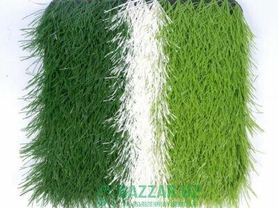 Искусственный газонь. Цветы ландшафтный дизайн озе