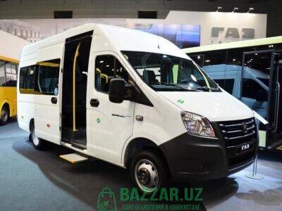 Купи Микроавтобус GAZelle Next — выиграй 5 млн сум