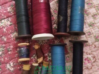 Продам шелковые нитки