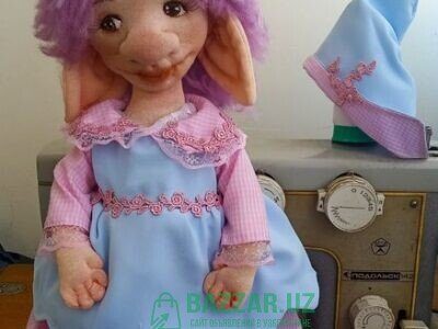 Кукла-эльф Розочка