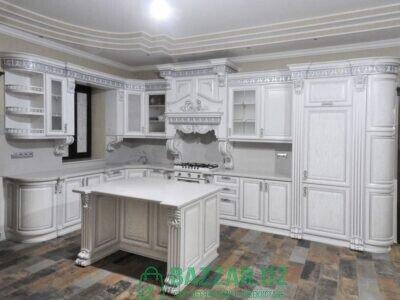 Кухонни мебел из шпон любой сложности