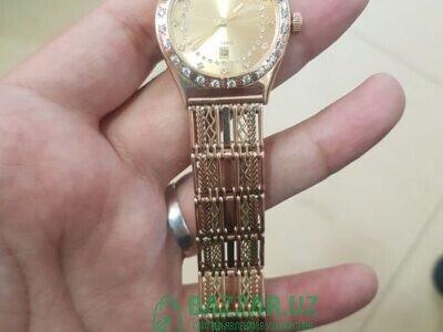 Часы золото Наири 67г новые