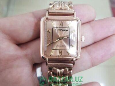 Часы золото Мак тайм 49 грамм