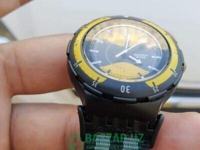 Часы swatch швейцарский