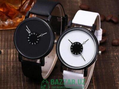 Женские повседневные наручные часы с Кожаным ремеш