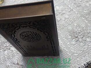 Qur'oni karim uchun quti. Sovg'aga Короба для Кора