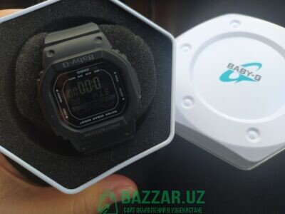 Часы baby-g casio blx-560-1dr
