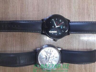 Срочно продам часы Smartwatch и Patek Philippe с (