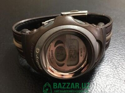 Оригинальные женские наручные часы из серии Casio
