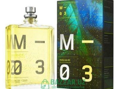 Escentric Molekules 03, 04 100ml, original ЕСТЬ ДО
