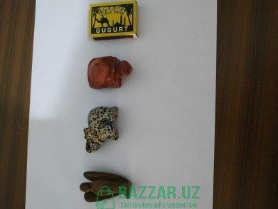 Продажа изделий из натуральных камней.