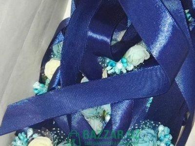 Новые бутоньерки для подружек невесты