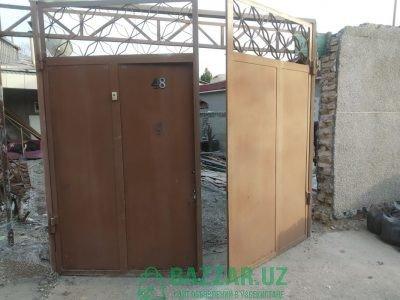 Железный ворота своя