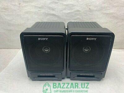 Магнитофон Sony сборка Малайзия