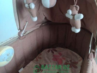 Krovat lyulka sotiladi