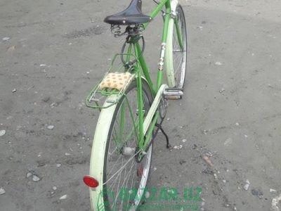 Велосипед ДЕСНА Радной краска