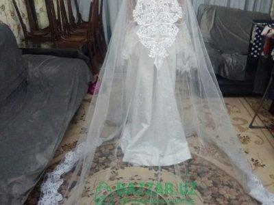 Свадебное платье продам или на прокат
