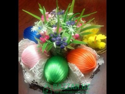 Скоро пасха ( декоративные яйца)