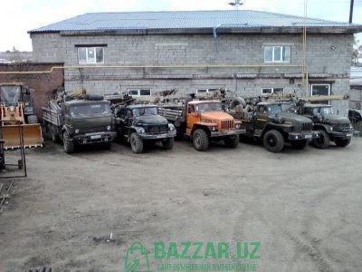 Бурение артезианских скважин в Ташкенте и области.