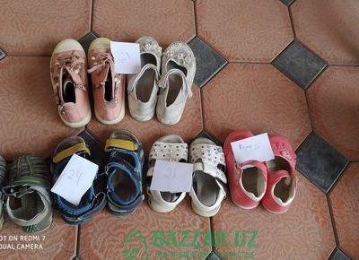 Обувь детская продам