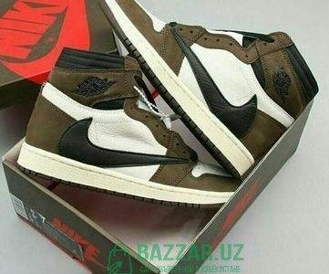 Nike Jordan Travis Scott New Collection