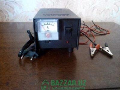 Автоматическая зарядка для разных аккумуляторов, к