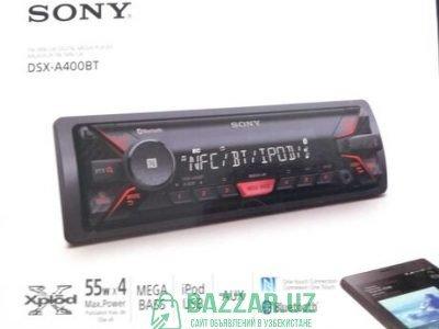 магнитола SONY DSX-A400BT