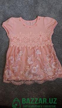 Детское платье для принцессы