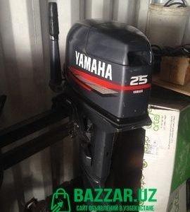 Продаётся отличный мотор Yamaha 25,30