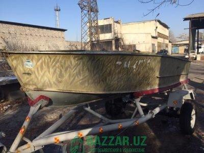 Лодка Прогресс 2 в идеальном состоянии