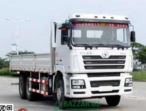 Shacman Бортовой 6х4 25000 кг