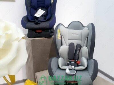 Детское автокресло НОВЫЙ burbay от 0 до 4 лет