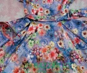 Платье на девочку 9-11 лет!