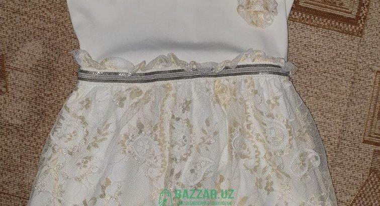 Платье Турция 3-5 лет