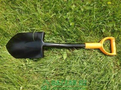 лопата малая, автомобильная