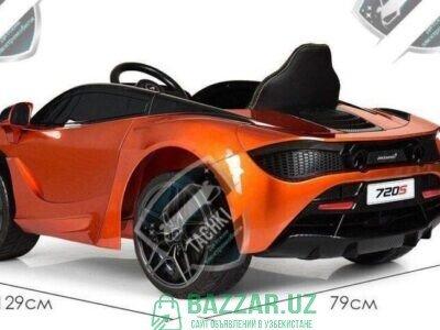 McLaren детский электромобиль
